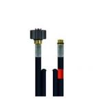 Шланг для прочистки труб и промывки канализации 20m (DN06, износостойкий, 300bar, 100°C, М22х1,5внут