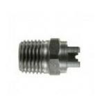 Форсунка 15040 (сила удара-250%), 1/4внеш, нерж.сталь