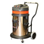 Пылесос для влажной и сухой уборки PANDA 429 GA XP INOX на тележке