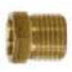 Переходник 1/8внут - 1/4внеш, 400bar, латунь Арт. R+M 57510
