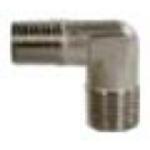 Переходник (угловой) 3/8внеш-3/8внеш, 150bar, никел.латунь Арт. R+M 57270