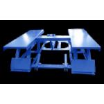 Подъемник ножничный для шиномонтажа и зоны приемки, г/п 2,5 т, NORDBERG N633-2.5