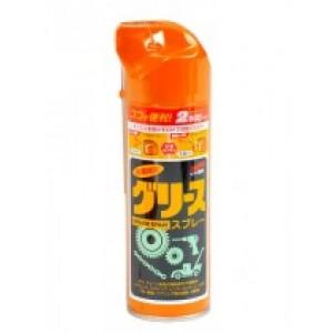 Cмазка консистентная  Grease Spray густая, 220 мл