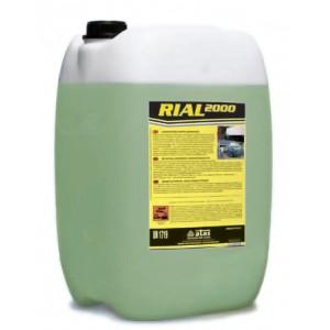 Средство для внешних частей с антистатическим эффектом RIAL 2000 10 кг