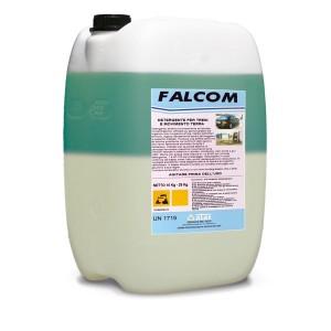 Двухкомпонентное щел. моющее ср-во для тяжелой техники FALCOM 25 кг