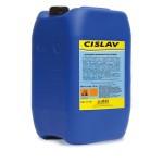 Щел. моющее ср-во с активным хлором для мойки CISLAV 10 кг