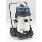 Пылесос MEC 623 WD для сухой и влажной уборки с тележкой