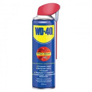 WD-40 Средство для тысячи применений 250 ml «СЕКРЕТ В ТРУБОЧКЕ»