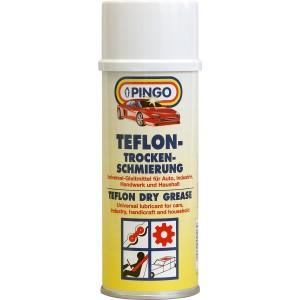 Тефлоновая смазка PINGO Teflon-trocken-schmierung аэрозоль 400мл