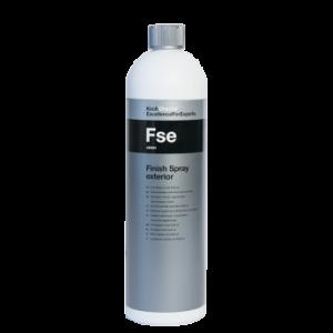 Состав для удаления известкового налета Finish Spray exterior 1кг