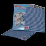 Cалфетки очистки хрома и керамических поверхностей Enpur Mikrofaser Borsten-Pad 2 шт. Микрощётка