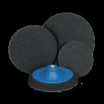 Насадка для полировальных кругов с пористым каучуком 197 мм