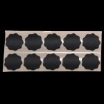 Круг для микрошлифовки P 2500 (к-кт 10шт)