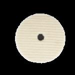 Меховой круг стриженный 130 мм Au-712