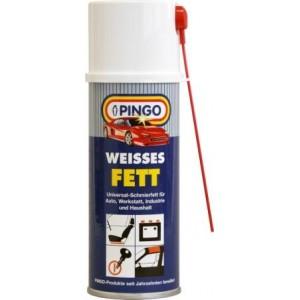 Белая смазка PINGO Weisses Fett аэрозоль 400мл