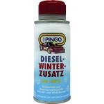 Зимняя присадка для дизтоплива, антигель PINGO Diesel-winterzusztz 125мл