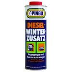 Зимняя присадка для дизтоплива, антигель PINGO Diesel-winterzusztz 1000мл