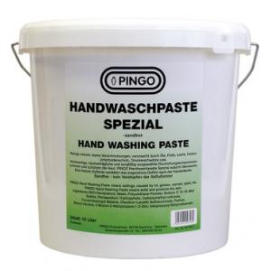 Паста для очистки рук специальная PINGO Handwaschpaste spezial 10л