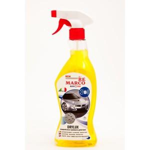 Re Marco Drylux 750мл. Жидкий воск тройного действия Защита,Блеск, Эффект быстрого высыхания