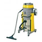 Однофазный промышленный пылесос для влажной и сухой уборки AS 30 IK (2 motors)