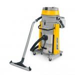 Однофазный промышленный пылесос для влажной и сухой уборки AS 40 IK (3 motors)