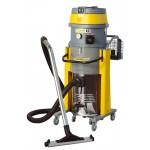 Однофазный промышленный пылесос для сухой уборки AS 40 KS (3 motors)