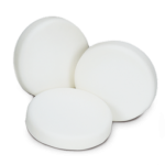 Полировальный круг мягкий  210 x 30 мм белый