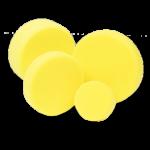 Полировальный круг Полу-твердый Ø 80 x 30 мм.