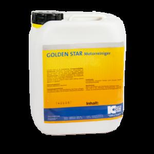 Golden Star 5 L- состав для мойки двигателя