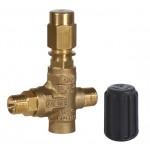 Регулятор давления VB 3, 250bar, 25л/мин, подключение 3/8внеш-3/8внеш, bypass 3/8внут РА